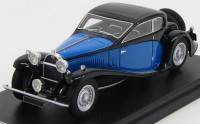 1:43 Bugatti Type 50 T 1930 (black with blue)