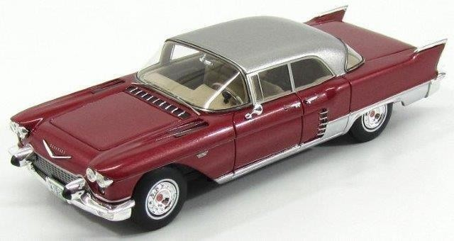 1:43 CADILLAC Eldorado Brougham 1957 Red/Silver
