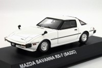 1:43 Mazda Savanna RX-7 (SA22C) (white)