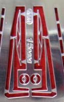 1:43 Фототравление дворники 15мм никель