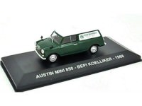 "1:43 AUSTIN MINI 850 ""BEPI KOELLIKER"" 1968 Green/White"