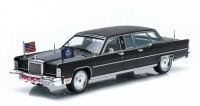1:43 LINCOLN Continental 1972 президента США Джеральда Форда