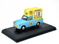 "1:43 FORD TAMES 307Е VAN ""WALLS ICE CREAM""  1961 Light Blue"