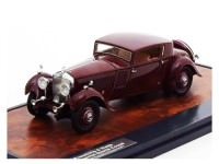 1:43 ROLLS ROYCE Phantom II Freestone & Webb Continental Sports Coupe #42PY 1933 Maroon