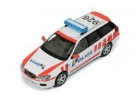 """1:43 SUBARU Legacy Wagon """"Geneve Police"""" (полиция Швейцария) 2005"""