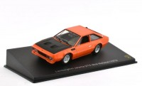1:43 LAMBORGHINI Jarama GTS (Bob Wallace) 1972 Orange/Black