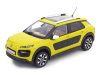 1:18 CITROEN C4 Cactus (кроссовер) 2014 Hello Yellow/Black Airbump