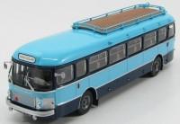 "1:43 автобус SAVIEM SC1 ""Service Scolaire"" 1964 Light Blue/Blue"
