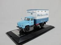 1:43 Горьковский автомобиль фургон для перевозки мебели ГЗСА-893АБ 1978г.