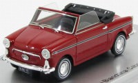 1:43 Autobianchi Bianchina Cabrio F 1965 (red)