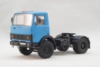 1:43 МАЗ-54331 Седельный тягач для буксировки полуприцепов с гидрооборудованием, 1987 г.
