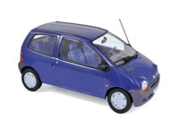1:18 RENAULT Twingo 1993 Outremer Blue