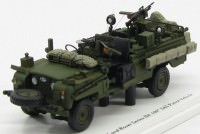 "1:43 Land Rover Series IIA 109"" 1968 SAS Patrol Vehicle"