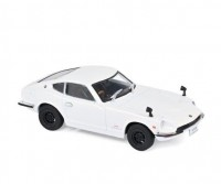 1:43 NISSAN Fairlady Z (S30) 1969 White