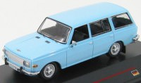 1:43 WARTBURG 353 Kombi 1972 (old grill) Light blue