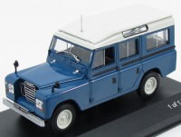 1:43 LAND ROVER Series II 109 Station Wagon 4х4 1958 Blue/White
