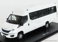 1:43 IVECO new DAILY 35-210 Hi-Matic Minibus 2019 White