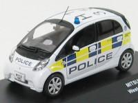 "1:43 MITSUBISHI I-MIEV  ""West Midlands POLICE"" 2009"