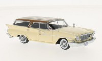1:43 CHRYSLER Newport Wagon 1961 Beige/Brown
