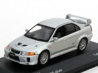 1:43 MITSUBISHI Lancer EVO VRS 1998 Silver