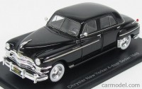 1:43 CHRYSLER New Yorker 4-Door Sedan 1949 Black