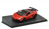 1:43 LAMBORGHINI Gallardo LP 570-4 Super Trofeo Stradale 2011 Red/Black