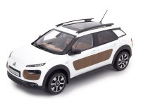 1:18 CITROEN C4 Cactus (кроссовер) 2014 Pearl White/Chocolate Airbump