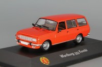 1:43 WARTBURG 353 Kombi 1972 Red