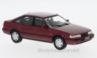 1:43 MAZDA 626 1979 Metallic Dark Red