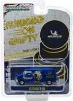 "1:64 DODGE B-100 Van фургон ""Michelin Tires"" 1977"