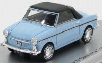 1:43 Autobianchi Bianchina Cabrio F 1965 (lightblue)