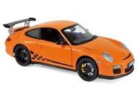 1:18 PORSCHE 911 GT3 RS (997) 2009 Orange
