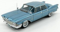 1:43 IMPERIAL Lebaron Southampton 4-Door 1960 Light Blue Metallic