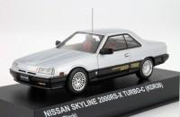 1:43 Nissan Skyline 2000 RS-X TURBO-C (KDR30) (silver / black)