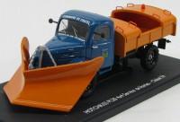 1:43 HOTCHKISS PL20 4x4 ROAD SERVICE Snowplow (снегоуборочный) 1950