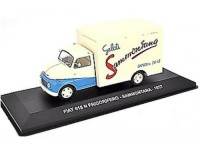"1:43 FIAT 615N FRIGORIFERO ""SAMMONTANA"" 1957 White/Blue"