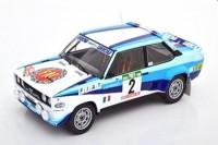 1:18 FIAT 131 Abarth #2 Alen/Kivimaki Rally Portugal 1980
