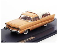 1:43 CHRYSLER Plainsman Concept 1956 Beige/White
