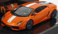 1:43 LAMBORGHINI GALLARDO LP 550-2 'VALENTINO BALBONI' 2009 Orange