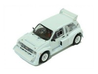1:43 MG METRO 6R4 Rally Spec 1985 White
