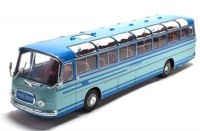 1:43 автобус SETRA S-14 SEIDA SPAIN 1968 Light Blue
