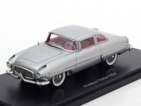 1:43 HUDSON Italia Coupe 1954 Silver