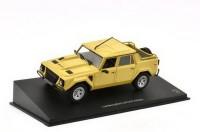 1:43 LAMBORGHINI LM 002 4х4 1986 Yellow