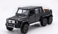 1:24 MERCEDES-BENZ AMG G63 6x6 2014 Metallic Beige
