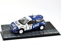 1:43 FORD Focus RS WRC #6 P.Andreucci/A.Giusti Rally San Marino 2001