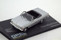 1:43 OPEL Rekord A Cabriolet Clare MacKichan 1963 Silver