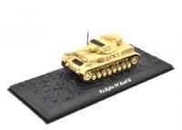 1:72 Pz.Kpfw. IV Ausf. G (Sd.Kfz.161/1) 1942