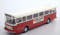 1:43 автобус SAVIEM S105M 1969 Bordeaux