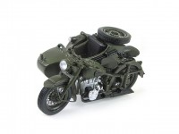 1:43 Мотоцикл М-72