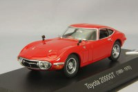 1:43 Toyota 2000 GT (red)